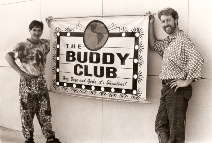 The Buddy Club's founders