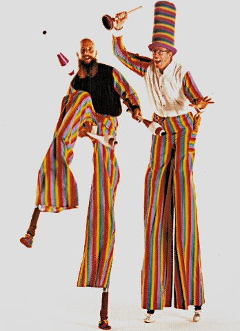 Stiltwalkers