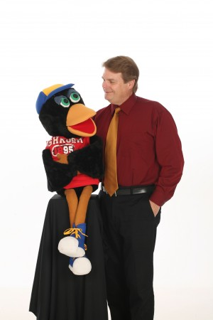 World-Renowned Ventriloquist Steve Chaney and his Puppet Partner Cornelius Crowe