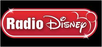Radio Disney logo bling