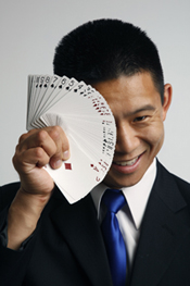 March 31st Mill Valley – Magician Dan Chan