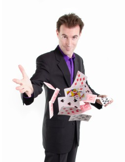 March 26th – Magician Timothy James